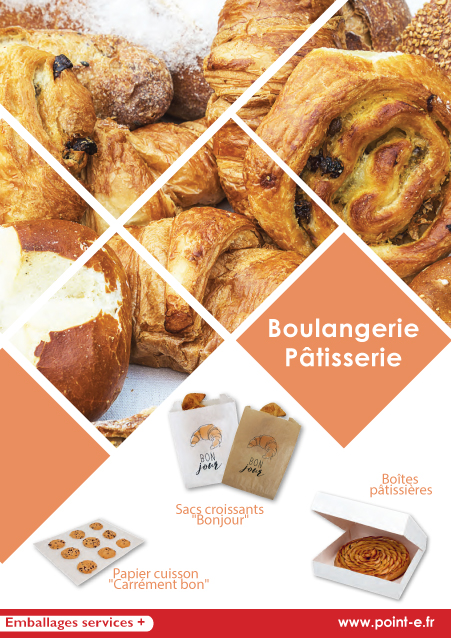 Catalogue Point-E 2018 - Boulangerie